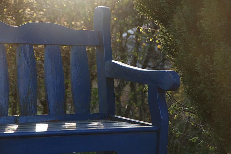 Kerti pad ötlet a jó idő közeledtével